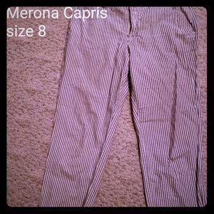 Merona Capris